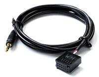 AUX Adapter MP3 Stecker Kabel passend für FORD 5000C 6000CD 6000 Focus Galaxy