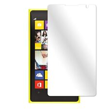 3X QUALITY MIRROR SCREEN FILM GUARD SAVER PROTECTOR COVER FOR NOKIA LUMIA 1020