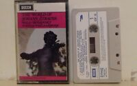 THE WORLD OF JOHANN STRAUSS CASSETTE TAPE TESTED FULLY WORKING