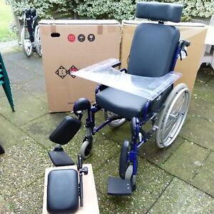 Rollstuhl Vermeiren ECLIPS, Faltrollstuhl,Pflegerollstuhl,Kopfstütze,gebraucht