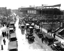 1916 Chicago Cubs WRIGLEY FIELD Glossy 8x10 Photo WEEGHMAN PARK Print Poster