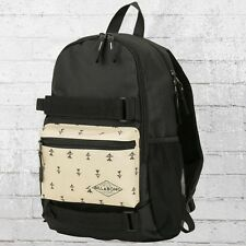 Billabong Rucksack Crew Backpack Laptop schwarz Damen Frauen mit Notebook Fach