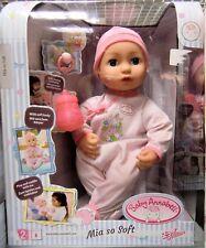 Zapf Creation 794227 - Baby Annabell® Mia so Soft Puppe - NEU und OVP