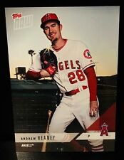 (35) 2018 Topps Now Angels RTOD Road to Opening Day Andrew Heaney 35 Card Lot