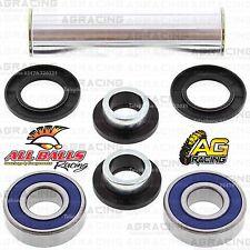 All Balls Rear Wheel Bearing Upgrade Kit For Husaberg FE 650 2007 MX Enduro