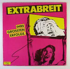 """12"""" LP - Extrabreit - Ihre Grössten Erfolge - B4711 - washed & cleaned"""