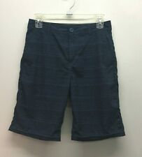 Vans Boy's Youth Casual Shorts Blue  Size 16 (K2222)