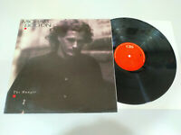 "Michael Bolton The Hunger CBS 1987 Spain Edition - LP Vinilo 12"" VG/VG"