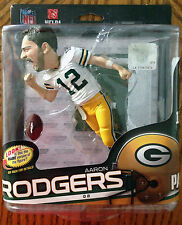 AARON RODGERS mcfarlane PACKERS nfl VARIANT big head bronze collector level NEW