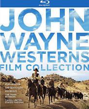 John Wayne Western Collection Fort Apache/Rio Bravo + Many More Blu-ray