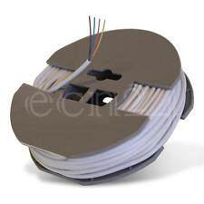 Kabel Telefonkabel Klingeldraht Klingelkabel 20m 4x0,2mm Installationskabel