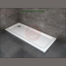 SHOWER TRAY ABS REINFORCED H 5 CM 70X170 DRAIN INCLUDED BOX CABIN BATHROOM
