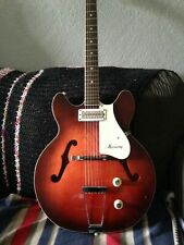 Vintage 1969 Harmony Rocket Electric Guitar