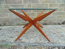Vintage/Retro Round Flat Pack Coffee Tables