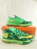 Weatherma NIKE Kevin Durant KD 6 VI NYC 66 Custom Nike Elite Socks ALL SZ