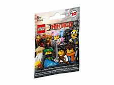 Lego Ninjago movie  71019 MINIFIGURES