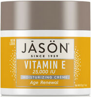 JASON Organic Age Renewal Vitamin E 25000IU Cream 120g