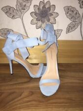 Unbranded Suede Patternless Slim Heels for Women