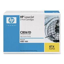 1 Genuine HP LaserJet 4100 4100mpf 4101mfp Printer Hi Yld Toner C8061D HP 61X