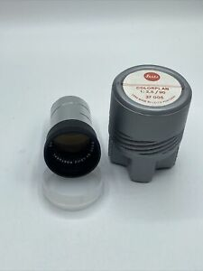 Leica Leitz Colorplan 1:2.5/90 Dia-Projektionsobjektiv * Near Mint* 37005 #28