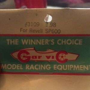 3109 Revell Chassis For SP600 Motor