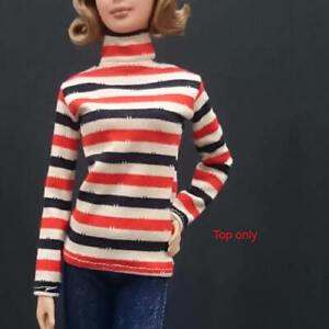"Handmade~Doll tops for 12"" Doll~ Barbie,Fashion royalty, Silkstone."