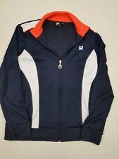 Vintage 80s 90s Fila Sport Track Jacket M