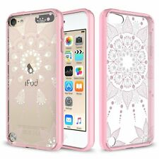 iPod Touch 5 / iPod Touch 6 Case, Slim Scratch Resistant Case + Screen Protector