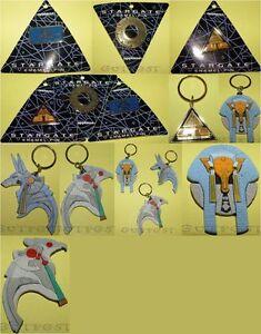 Stargate Applause - Pins & Schlüsselanhänger zum aussuchen #1