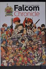 "JAPAN Nihon Falcom 30th Official Anniversary Book ""Falcom Chronicle"""
