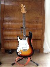 E-gitarre gebraucht Marke Vintage V6 Reissued Series Linkshaender e-Gitarre