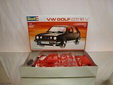 REVELL 7295 KIT (unbuilt) VW VOLKSWAGEN GOLF GTI 16V - RED 1:24 - RARE - NMIB