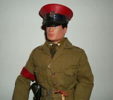 Gi Joe Palitoy Action Man Vtg 60s/70's Figure Royal Military Police M.P.