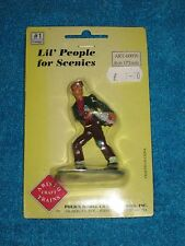 ARISTO-CRAFT LIL' PEOPLE FOR SCENICS #1 - G SCALE ROBBER ART60056 NEW