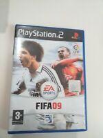 FIFA 09    Play 2  PAL españa completo