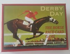DERBY DAY HORSE RACING CARD GAME ( NEW )