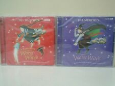 The Worst Witch & A Bad Spell for the Worst Witch (Audio CDs x 2) by Jill Murphy