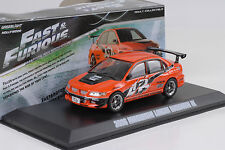 2006 Mitsubishi Lancer Evo IX Movie Fast & and Furious Tokio 1:43 Greenlight
