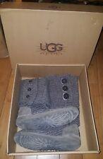 Ugg Australia Classic Cardy Gray Size 8
