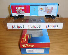 LIONEL 6-82721 DISNEY DUMBO 75TH ANNIVERSARY BOXCAR TOY TRAIN O GAUGE ELEPHANT