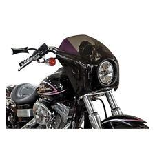 Arlen Ness bolt on FAIRING, rivestimento nero, per Harley-Davidson Dyna 06-17