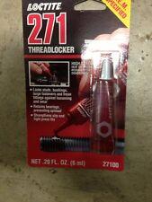 loctite threadlocker Red 271