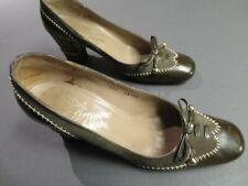 Rosina Ferragamo Schiavone Women's 5 1/2 Aaa Vintage Pumps Heels