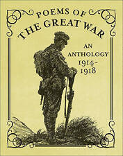Poems of the Great War: An Anthology 1914-1918 by Christopher Navratil...