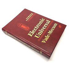 RILEGATO VADEMECUM, ELETTRONICA UNIVERSALE VADEMECUM PER TUBI VALVOLA