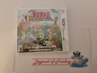 * New *  The Legend of Zelda: TriForce Heroes - Nintendo 3DS  * Sealed Game*