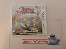 * New *  The Legend of Zelda: TriForce Heroes - Nintendo 3DS  * Sealed Game*