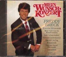 Freddy Breck Mein Wunschkonzert (1982/91)  [CD]