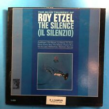 Roy Etzel-The Silence (Il Silenzio)-1965 MGM Mono W/L PROMO-DG-VG++/M- UNPLAYED