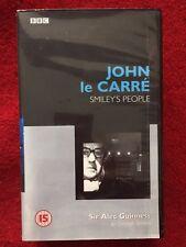 Smiley's People, John le Carre, VHS NTSC USA